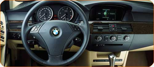 bmw 5 series e60 i drive business nav tv leader in oem video integration. Black Bedroom Furniture Sets. Home Design Ideas