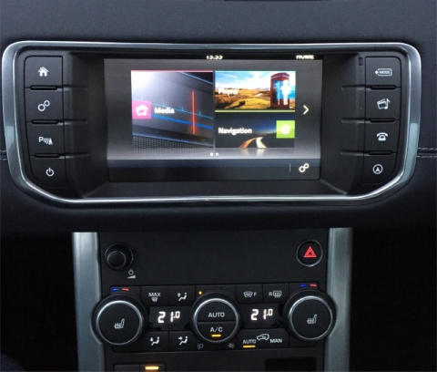 range rover evoque reverse camera vi products nav tv