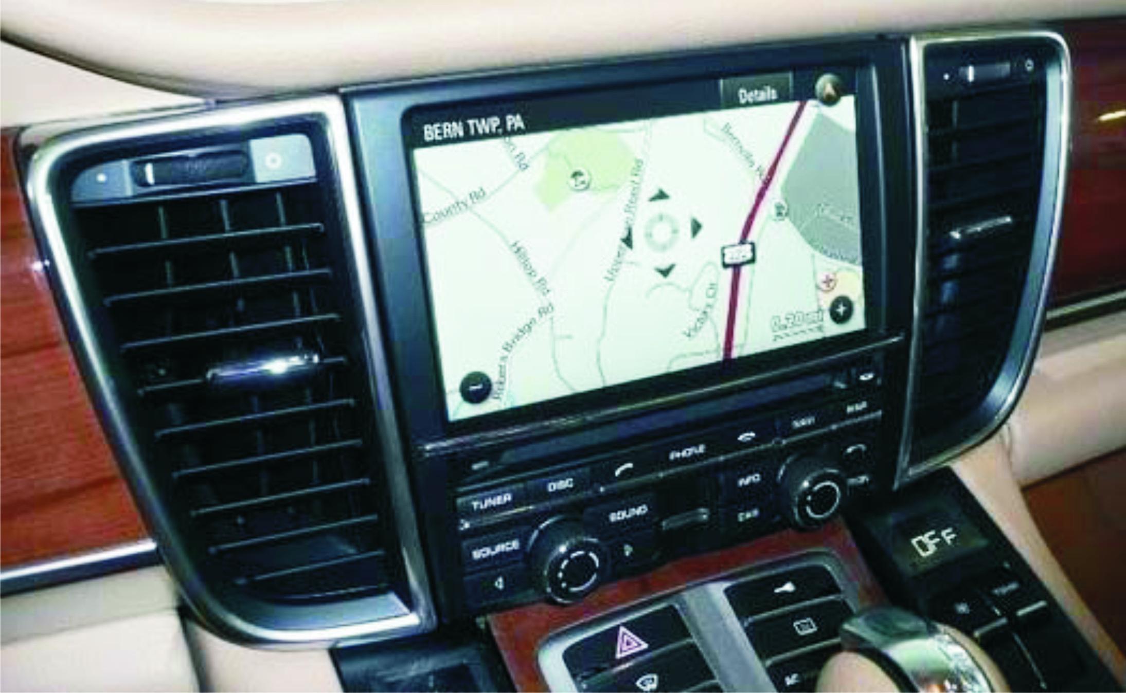 PORSCHE PCM 3 1 Reverse Camera | Vehicle Integration Products